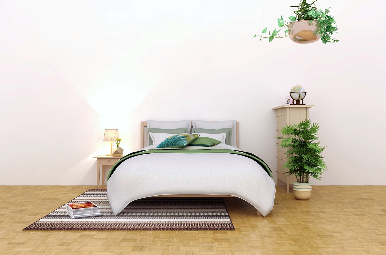 Sprawdzone metody na urządzenie komfortowej sypialni.